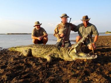 Crocodile Hunting in Tanzania with Heritage Safaris