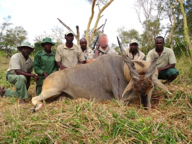 Eland Hunting in Tanzania with Heritage Safaris