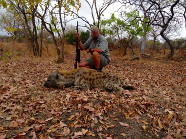 Hyena Hunting in Tanzania with Heritage Safaris