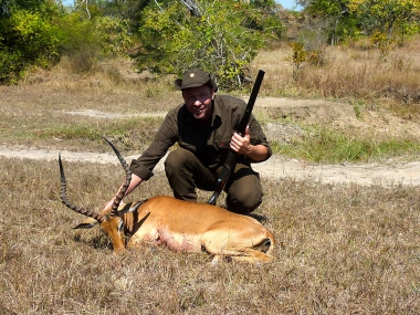 Impala Hunting in Tanzania with Heritage Safaris
