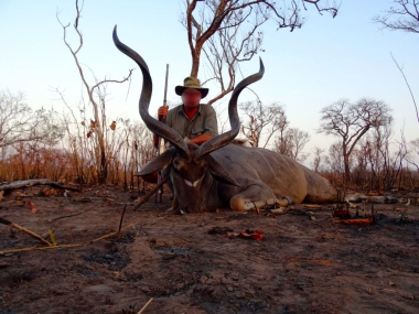 Kudu Hunting in Tanzania with Heritage Safaris