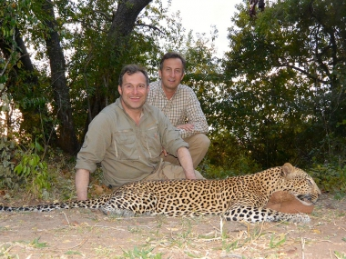 Leopard Hunting in Tanzania with Heritage Safaris