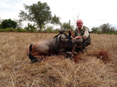 Nyasa Wildebeest Hunting in Tanzania with Heritage Safaris