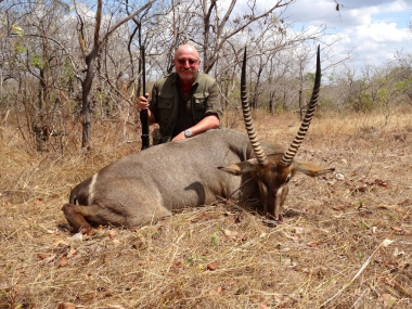 Waterbuck Hunting in Tanzania with Heritage Safaris